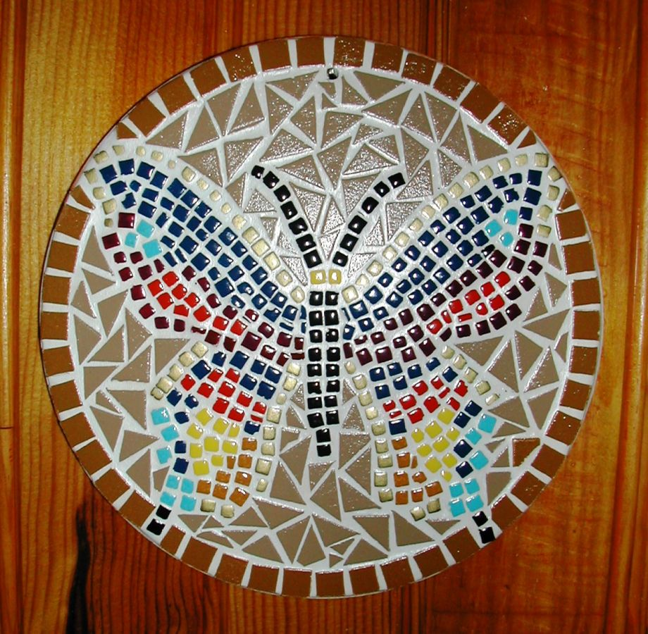 "Kit mosaïque  ""Machaon"""